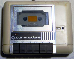 Commodore Datassette Datasette 1530 C2N-A weiss