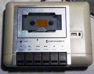 Commodore Datassette Datasette 1530 C2N-B weiss