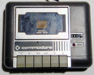 Commodore Datassette Datasette 1531 schwarz