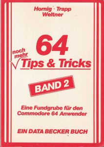 DATA BECKER - Commodore 64 Tips und Tricks Band 2