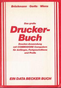 DATA BECKER - Das grosse Druckerbuch