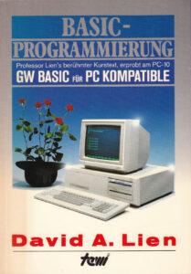 te-wi Verlag - BASIC-Programmierung - GW BASIC fuer PC Kompatible