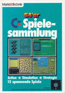 Markt und Technik - 64er Spielesammlung Band 1
