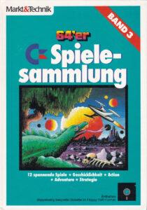Markt und Technik - 64er Spielesammlung Band 3