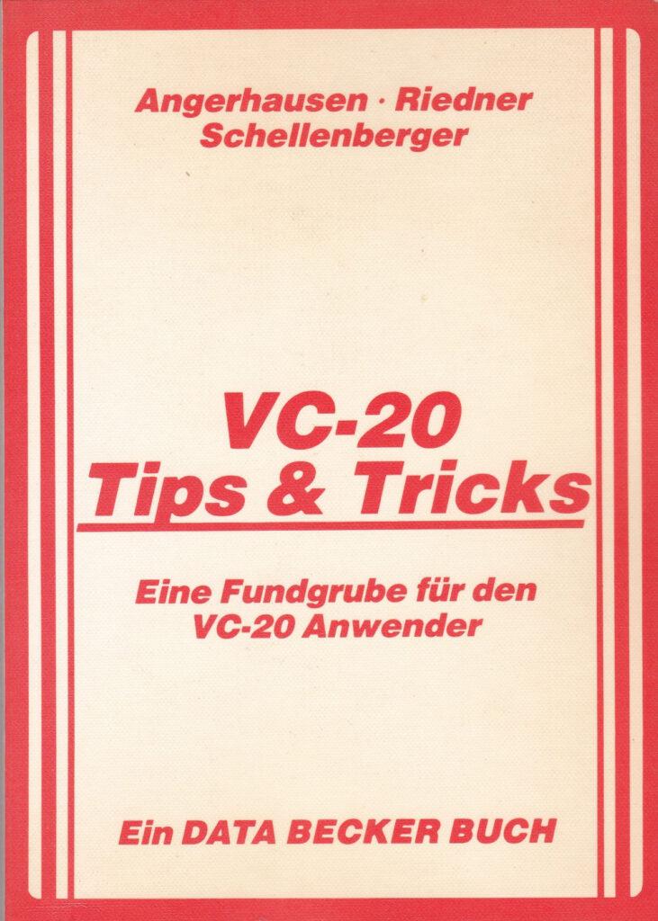 DATA BECKER - VC-20 Tips und Tricks Auflage 1