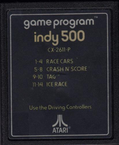 Atari CX-2611 Indy 500