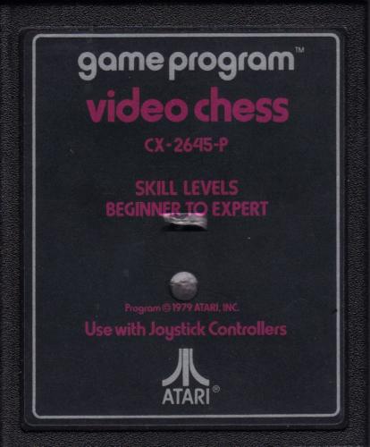 Atari CX-2645 Video Chess