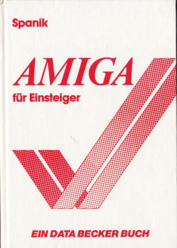 DATA BECKER - Amiga für Einsteiger