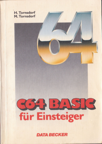 DATA BECKER - C64 BASIC für Einsteiger