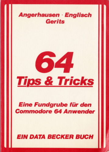 DATA BECKER - 64 Tips und Tricks Band 1