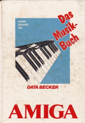DATA BECKER - Das Musikbuch