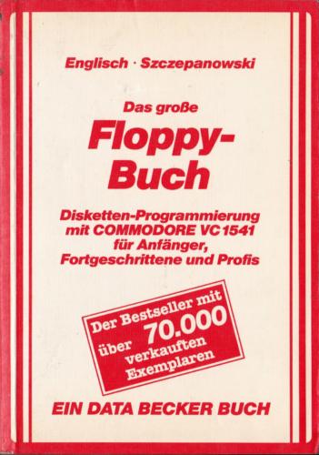 DATA BECKER - Das große Floppybuch
