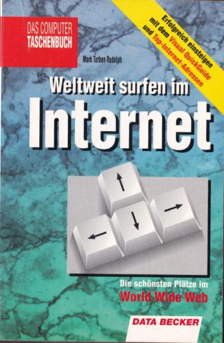 DATA BECKER - Weltweit surfen im Internet