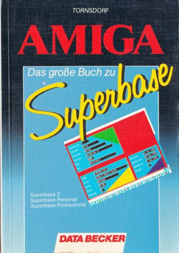 DATA BECKER - Das große Buch zu Superbase