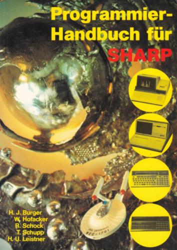 Hofacker Nr. 148 - Programmier-Handbuch für SHARP