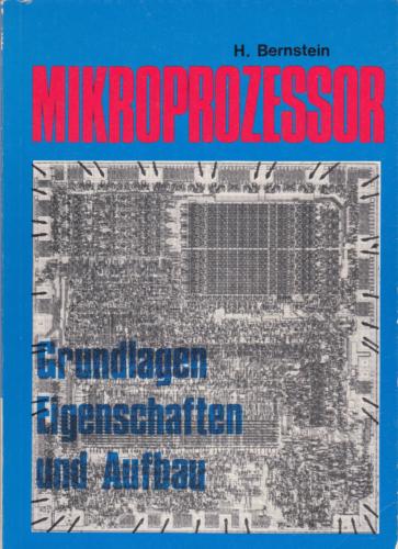 Hofacker Nr. 22 - Mikroprozessor - Grundlagen Eigenschaften und Aufbau