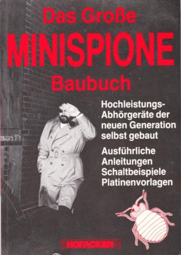 Hofacker Nr. 228 - Das große Buch der Minispione