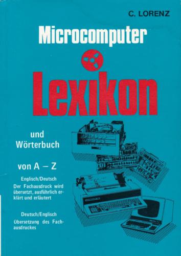 Hofacker Nr. 28 - Microcomputer Lexikon