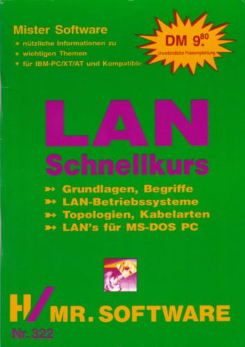 Hofacker Nr. 322 - LAN Schnellkurs
