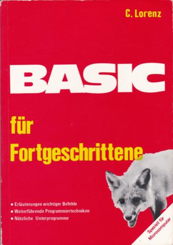 Hofacker Nr. 122 - BASIC für Fortgeschrittene