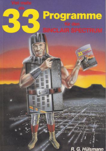Hofacker Nr. 144 - Viel mehr als 33 Programme für den Sinclair Spectrum