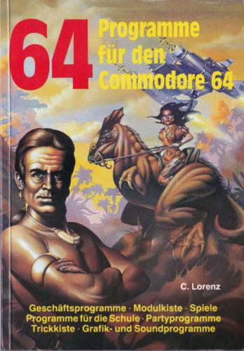 Hofacker Nr. 145 - 64 Programme fuer den Commodore 64