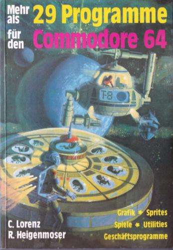 Hofacker Nr. 187 - Mehr als 29 Programme für den Commodore 64