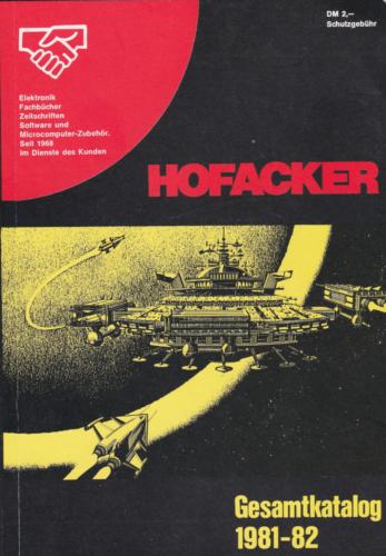 Hofacker - Gesamtkatalog 81-82