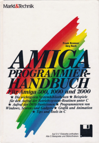 Markt und Technik - Amiga Programmier-Handbuch