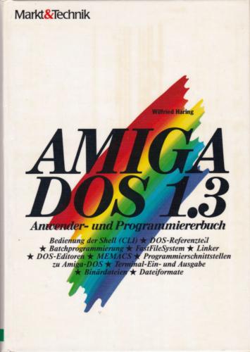 Markt und Technik - Amiga DOS 13