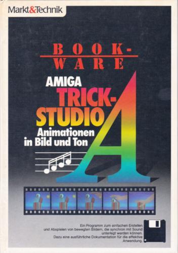 Markt und Technik - Amiga TRICKSTUDIO A