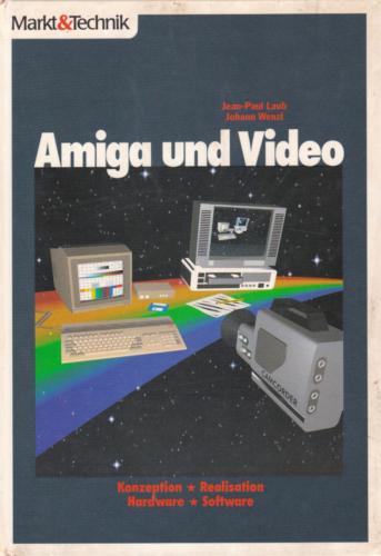 Markt und Technik - Amiga und Video