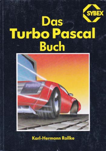 SYBEX 3608 - Das Turbo Pascal Buch - Paperback
