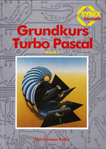 SYBEX 3697 - Grundkurs Turbo Pascal Band 1