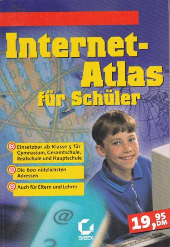 SYBEX 7025 - Internet-Atlas für Schüler