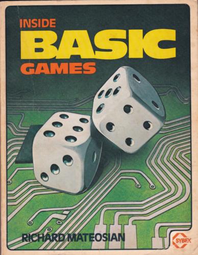 SYBEX B245 - Inside BASIC Games