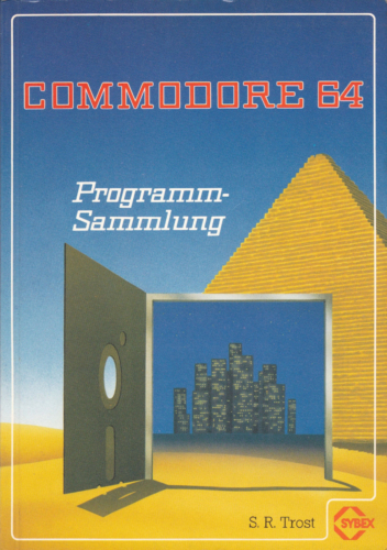 SYBX 3051 - Commodore 64 Programm-Sammlung